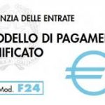 Nuova procedura pagamenti modelli F24