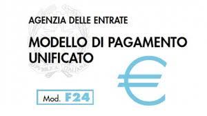 F24: i modelli con importi a credito dovranno essere pagati esclusivamente tramite Entratel/Fisconline
